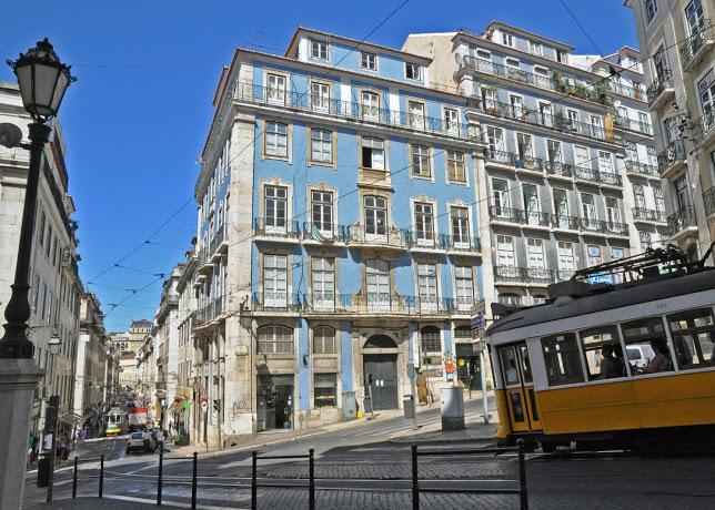 Rua da Madalena nº 85  - 4.º