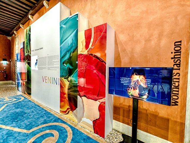 Pyros, T Fondaco dei Tedeschi, Venice Glass Week 2017