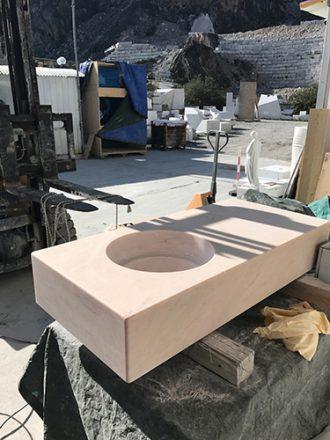 Work in progress - Torart, Italy