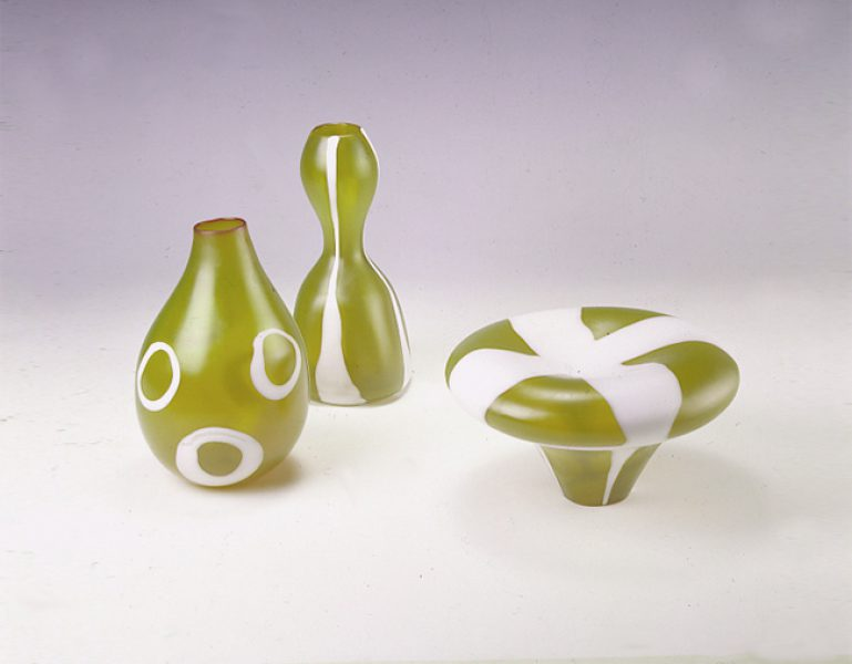 Primitif - hand blown glass