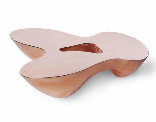 Quark Copper – 3 elements, polished and varnished