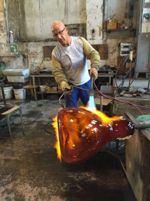 Work in Progress - Murano - Venini