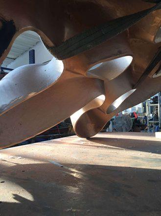 Quark Bronze - Work in Progress