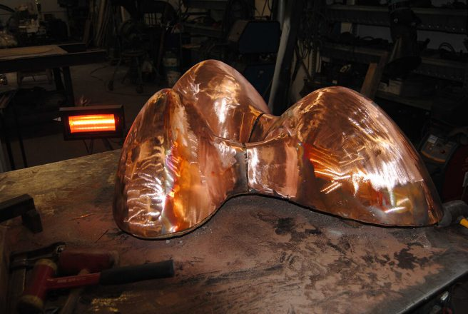 Quark Copper - Work in Progress